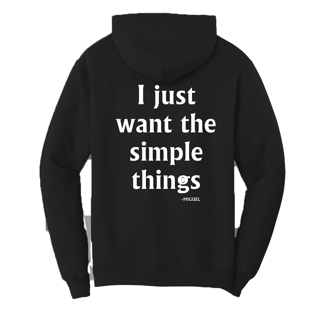 Simple Things Hoodie