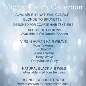 Mighty Touch Collection