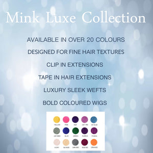 Mink Luxe Collection