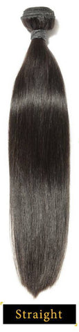 Luxury Sleek Mink Weft Bundles - Amandalola Hair