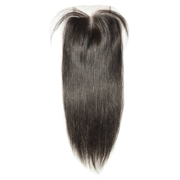 Luxury Virgin Weft Lace Closure - Amandalola Hair
