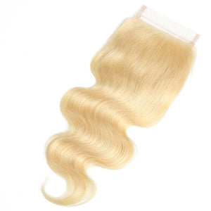Blonde Lace Closures || Mighty Touch Collection - Amandalola Hair