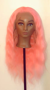 Mink Luxe Coloured  Lace Front Wigs - Amandalola Hair