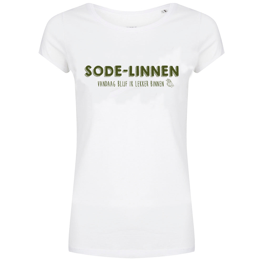 Mood shirt LINNEN