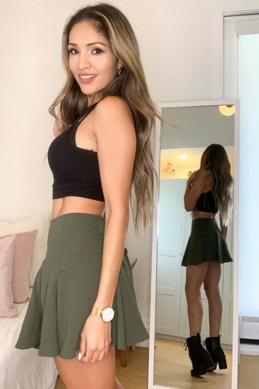 CONFIDENCE BOOSTER SKIRT