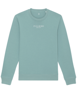 Iconic Teal Sweatshirt