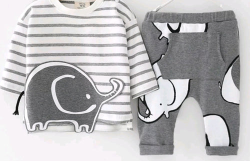 Elephant outfit