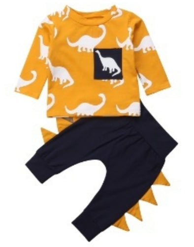 Dinosour outfit