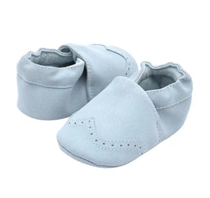 Brorgue Style Booties (Blue)