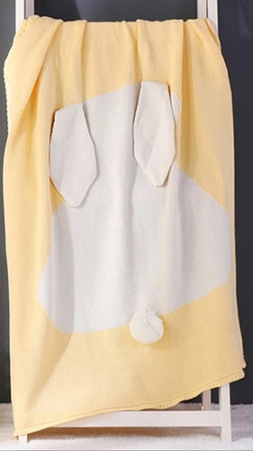 Bunny Blanket (Lemon)