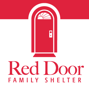 Red Door Family Shelter Logo