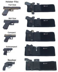 Belly Band Holster for Concealed Carry