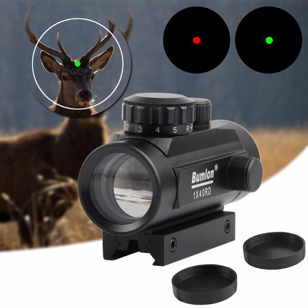Holographic 1 x 40 Scope