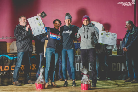 Podium Epic Enduro Laura Charles Endurotribe