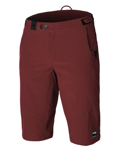 SHORT ROC LITE - Bordeaux