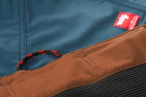 SHORT ROC LITE - Marron