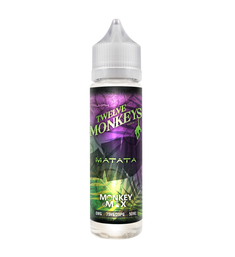 Twelve Monkeys 50ML