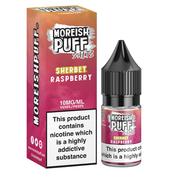 Moreish Puff Sherbet Salt 10ml - 10mg