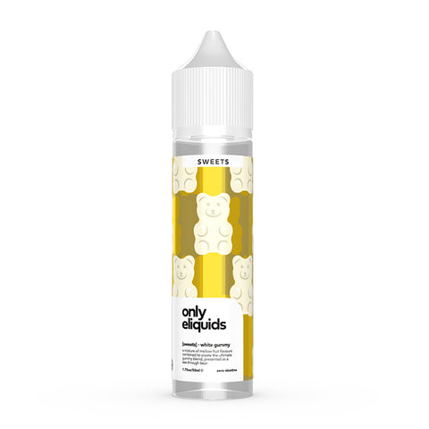 Only Eliquids 50ml - Sweets