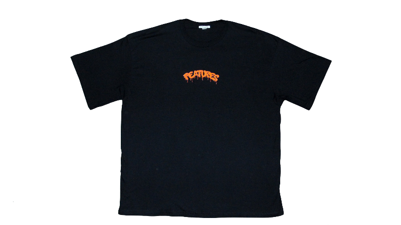 FEATURES Graphic Logo Tee