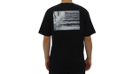 Features Apparel Black T-Shirt Back
