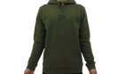 Features Apparel Hoodie Army Green Front