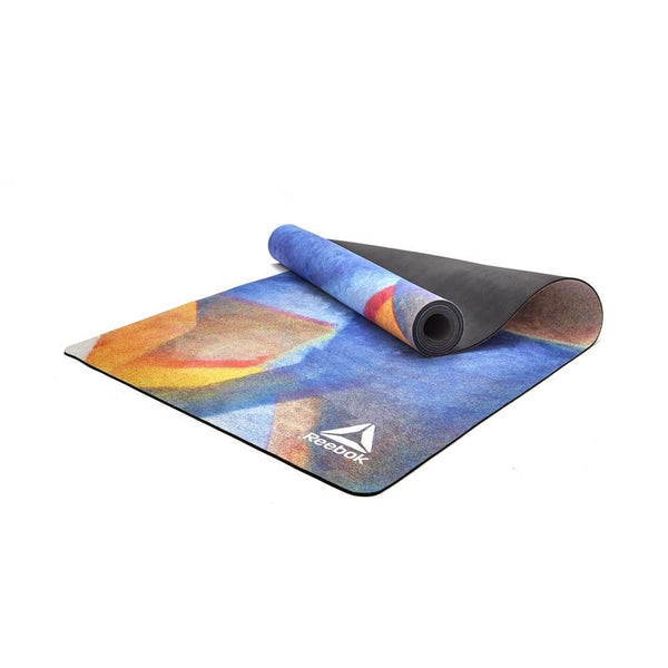 Reebok Natural Rubber Yoga Mat Workout For Less