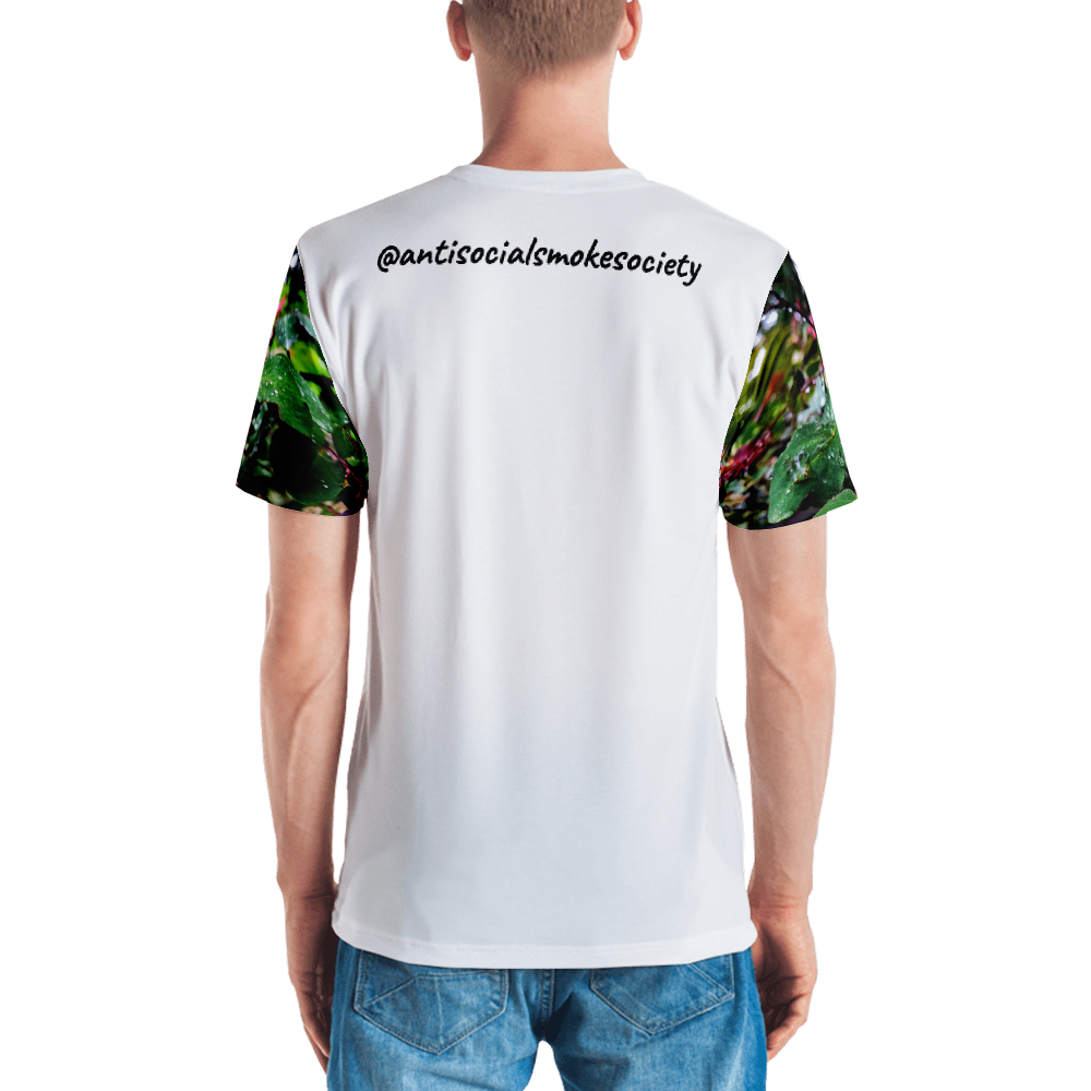 A.S.S. MIND Men's T-shirt - Antisocial Smoke Society