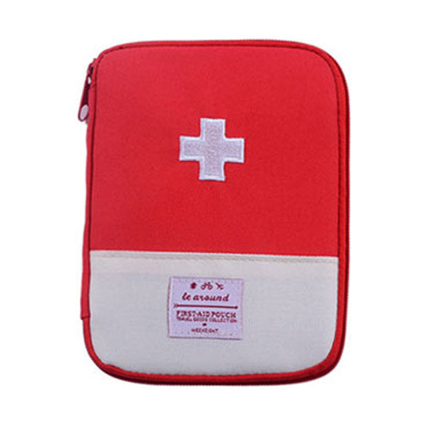 Portable First Aid Emergency Medicine Bag - Antisocial Smoke Society