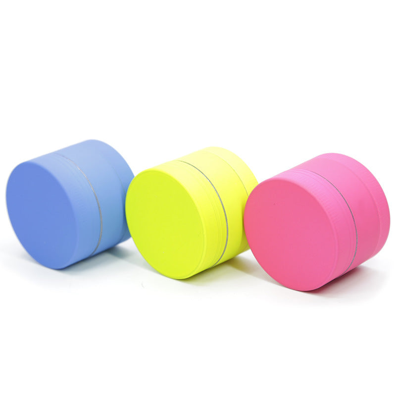 Metal Colored Herb Grinder