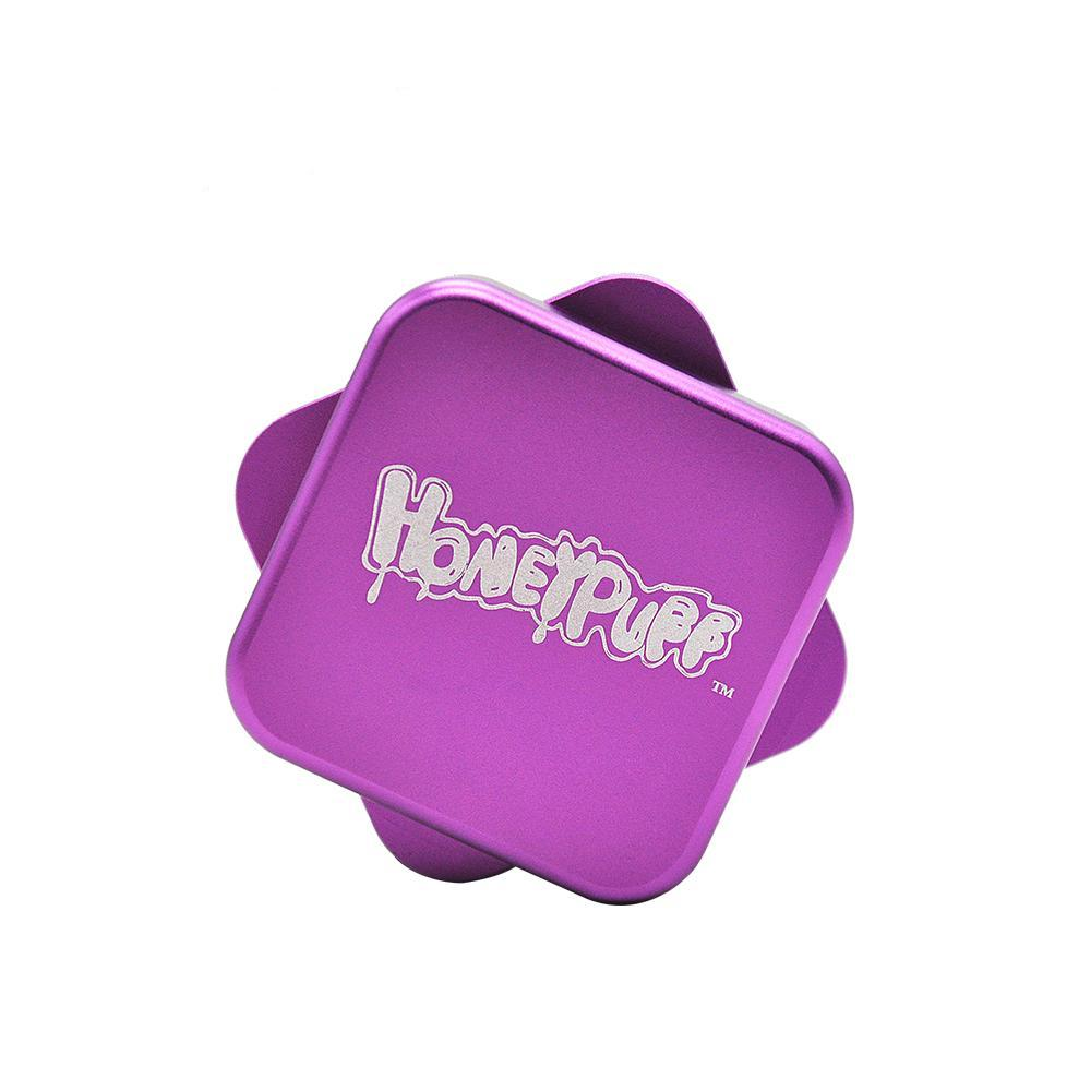 Square Shape Herb Grinder