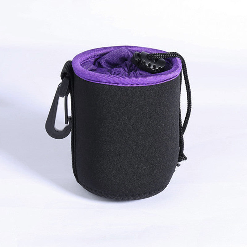 Camera Lens Storage case - Antisocial Smoke Society