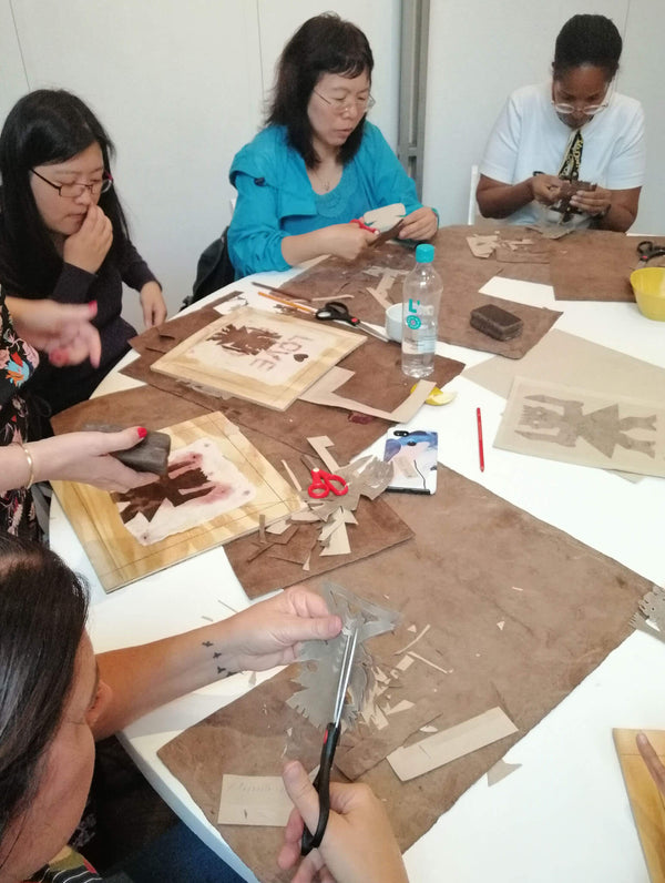 Taller Papel Amate
