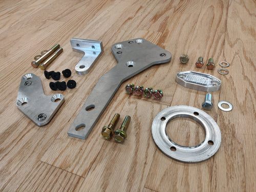 Oldsmobile Small Block Serpentine Adapter Kit