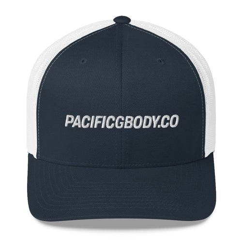 Pacific GBody Co. Retro Trucker Cap