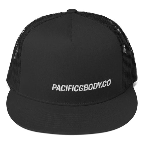 Pacific GBody Co. Trucker Cap