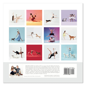 Dancers & Dogs 2021 Calendar Back Cover