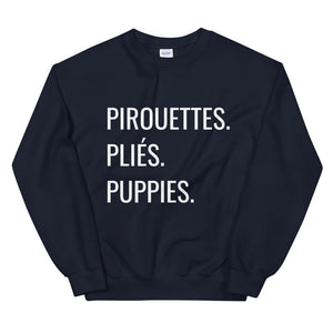 Three P's Sweatshirt