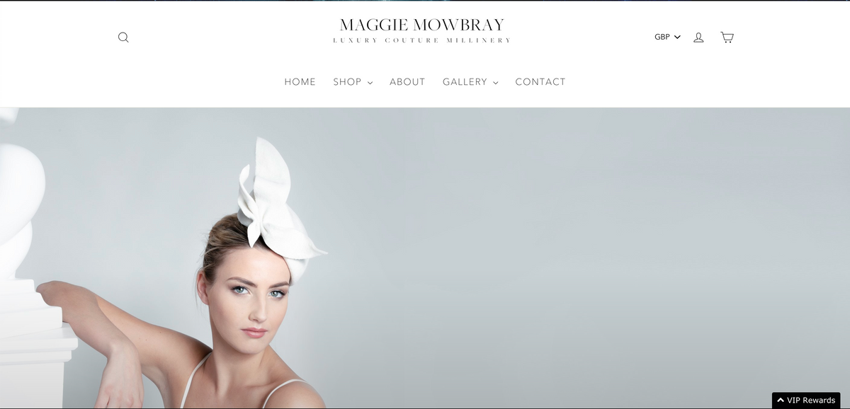 Maggie Mowbray Millinery a94b0eec1d4