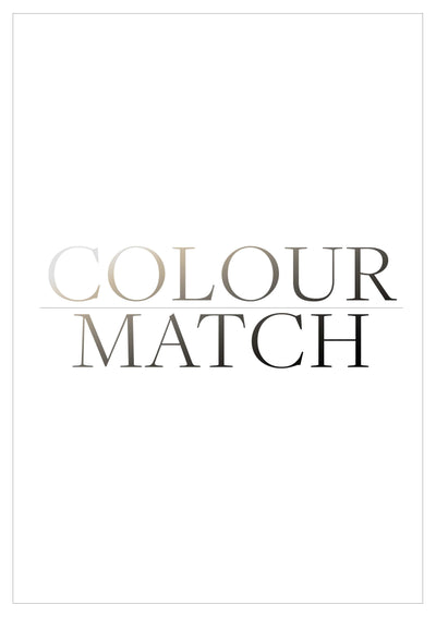 Colour matching service, add on dye service for your purchased hat or headpiece.  We will require a swatch or hang ribbon to colour match.  Unlimited articles required for your chosen hat or headpiece in one colour.