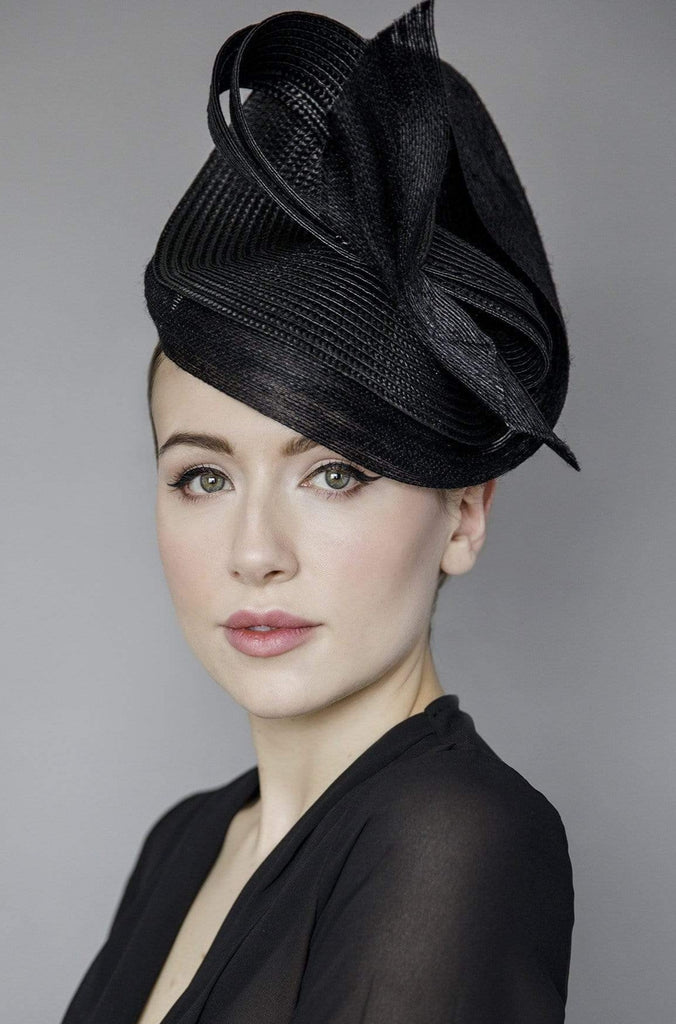 Ladies Day Hat - Irma - Maggie Mowbray Millinery