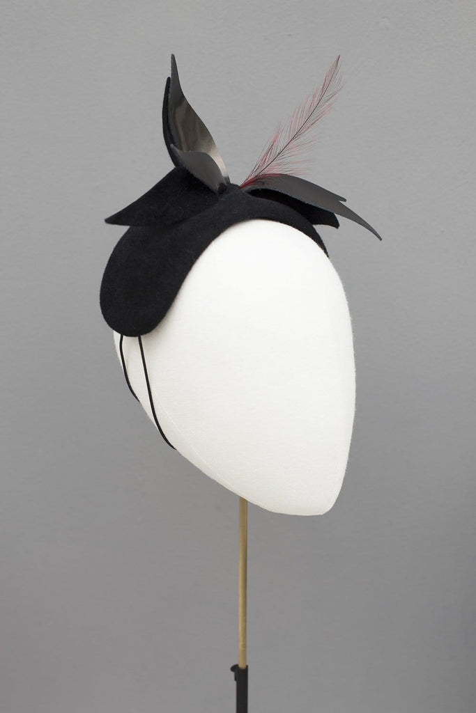 Cocktail Headband - Nia - Maggie Mowbray Millinery