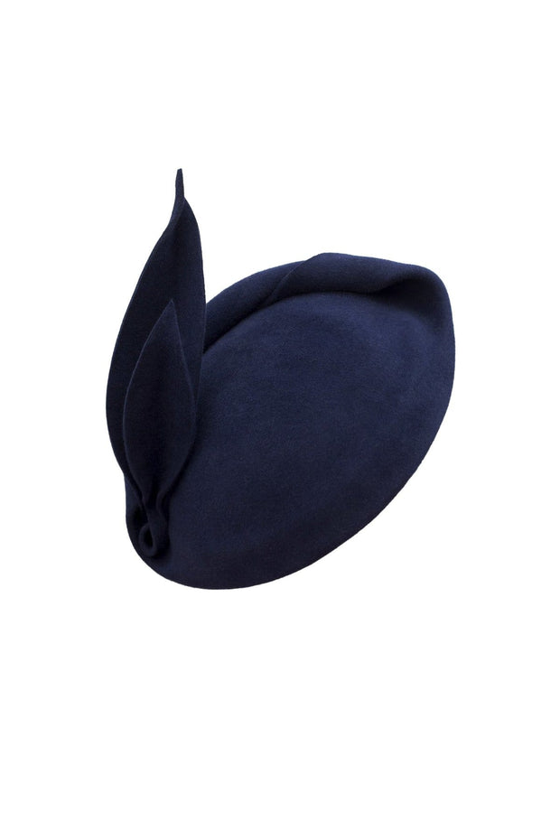Cocktail Hat - Mona - Maggie Mowbray Millinery
