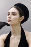 Classic Pillbox - Valentina - Maggie Mowbray Millinery