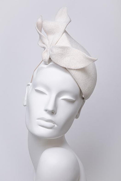 Wedding Hat - Katie - Maggie Mowbray Millinery