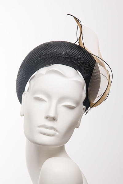 Linea Halo-Maggie Mowbray Millinery