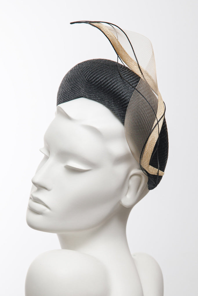 Linea Halo - Maggie Mowbray Millinery