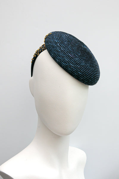 Dapple Beret - Maggie Mowbray Millinery