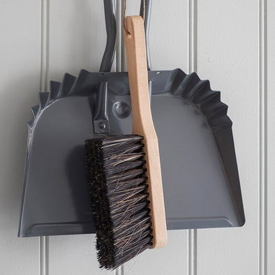 Hearth Dustpan and Brush Set