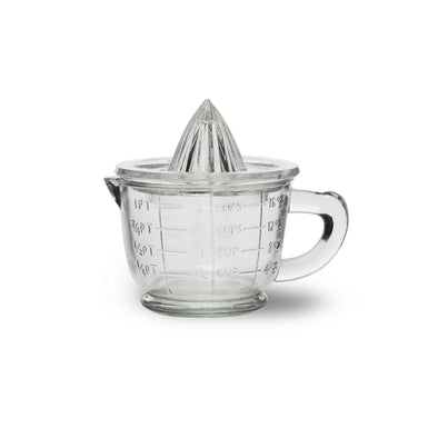 Glass Juicer & Jug